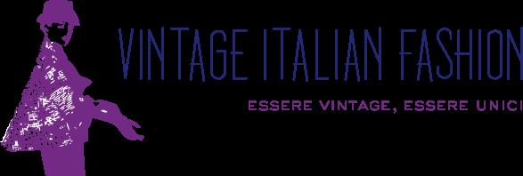 Vintage Italian Fashion Logo