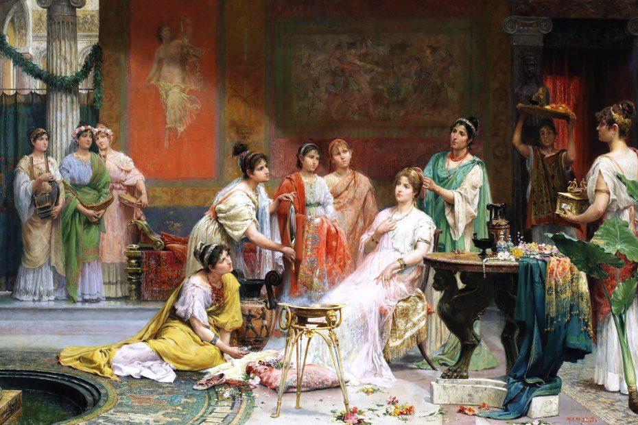L'arte della cosmesi nei secoli, perchè il bello non ha età